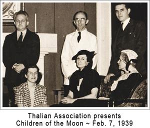Thalian Historic Photo 1939