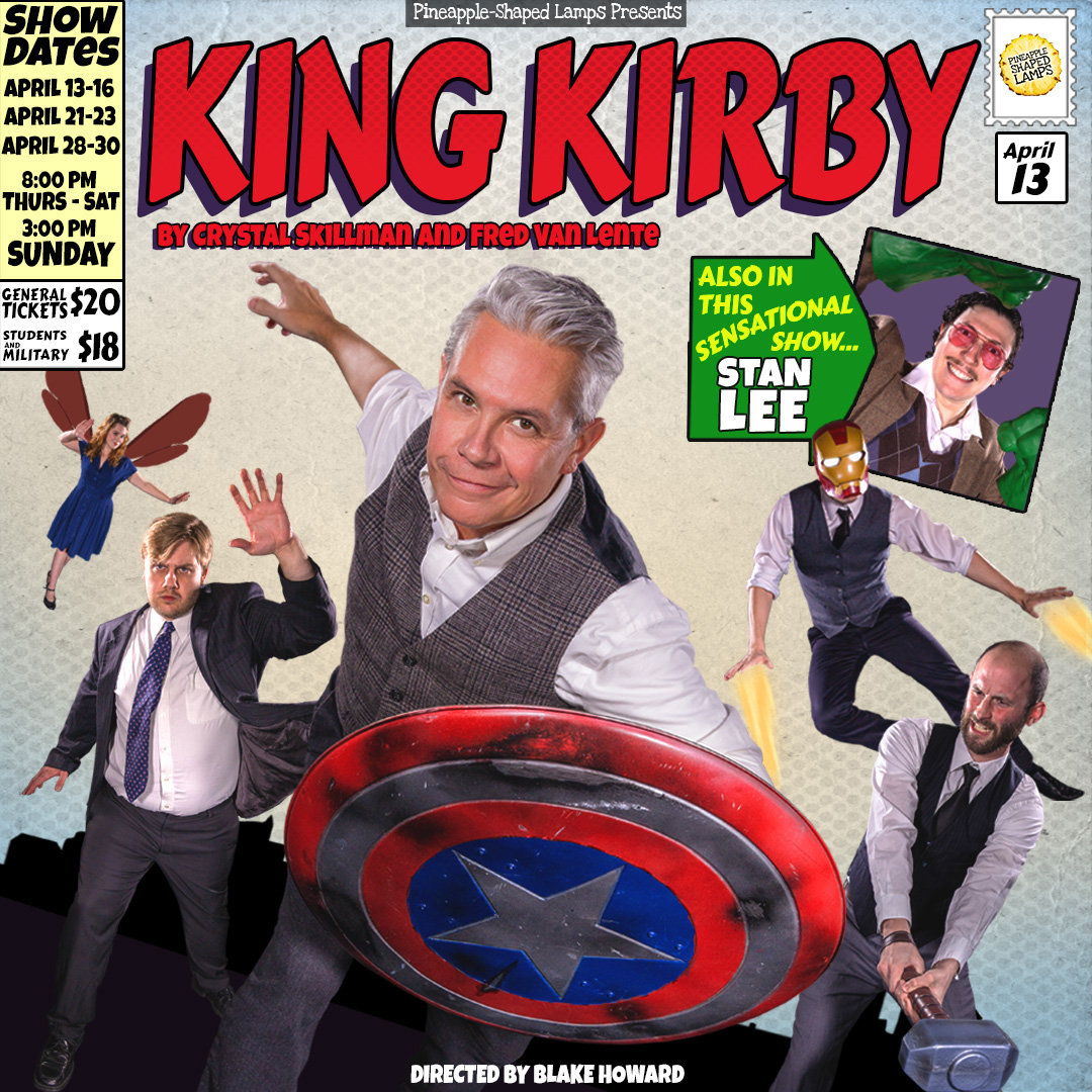 king-kirby-poster